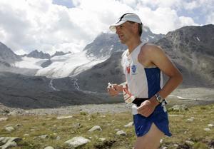 Moralöparen Jonas Buud vann Swiss Alpine Maraton i lördags – för sjätte raka gången.