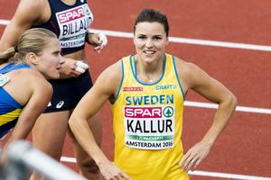 Susanna Kallur är tillbaka i världseliten efter en lång tids skadeproblem.