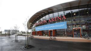 För en dag flyttade Kulturskolan in på Göransson Arena.