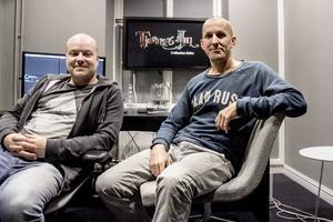 Jens Lindgren och Henrik Jernberg kommer att jobba med 2016-års julkalender större delen av nästa år.