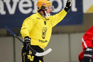 Joakim Andersson hade stor show för Vetlanda i matchen mot Motala.