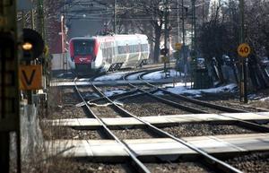 Många järnvägssträckor måste byggas ut.