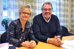 Det är gladare miner hos Karin Åberg, chef för barn- och utbildningsförvaltningen, och Jan-Erik Steen (S), ordförande i barn- och utbildningsnämnden, efter att de befarade 2,1 miljonerna som skulle sparas har minskat till 400 000 kronor.