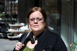 Marita Öhlund, 36 år, pensionär, Brunflo.– Nu känns Krogstråket mer som en ungdomsfest. Kanske vore det en idé med några krogar med högre åldersgräns?