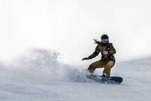 Skidanläggningarna i Tänndalen och Ramundberget har öppet veckan ut, sedan stängs liftarna på grund av utvecklingen av coronapandemin. Arkivfoto: Rickard Bergstedt
