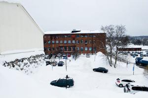 En helt ny byggnad, som förbinder kvarteret Grönborg med kvarteret Förrådet, finns med i den nya planen för Mittuniversitetets expansion söderut. Den nya byggnaden ska innehålla hörsalar och ha en ingång från norr och väster.
