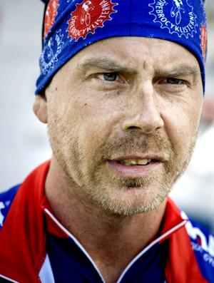 Patrik Jämtvall, från Örebrocyklisterna.