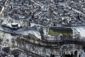 Bygg- och miljönämnden har tagit beslutet att arbeta vidare med förslaget där Strömvallen görs om till ett evenemangsområde.