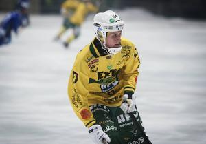 Fredrik Hansson är klar för Gustavsberg.