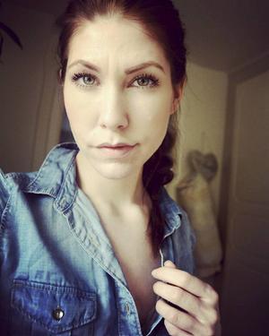 Terese Lundqvist hyllas nu på sociala medier för sitt mod.