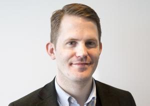 Erik Jersenius , ordförande i stipendiejuryn och kulturredaktör på VLT.