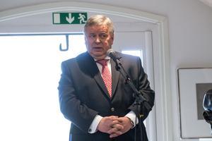Rysslands ambassadör Victor Tatarintsev.
