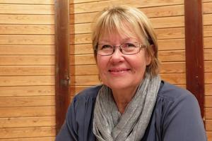 Gruppledare för Landsbygdens Framtid i Bräcke, 66-åriga Barbro Norberg från Kälen valdes till kommunstyrelsens 2:e vice ordförande.