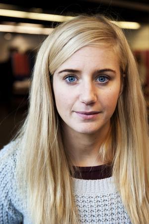 Therese Haglund, projektansvarig för Det handlar om kärlek i Dalarna