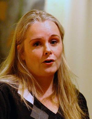 Karolina Lundmark.