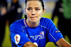 Olina Vidarsdottir.