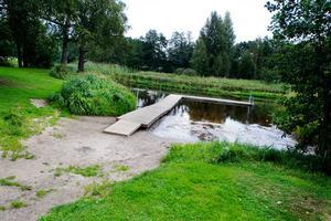 Nu har Forsbybadet drabbats av otjänligt vatten, igen.