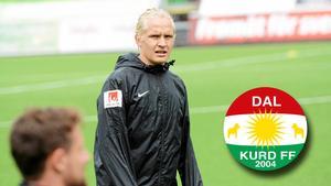 Henrik Löfkvist har kontrakt med Dalkurd även kommande säsong.