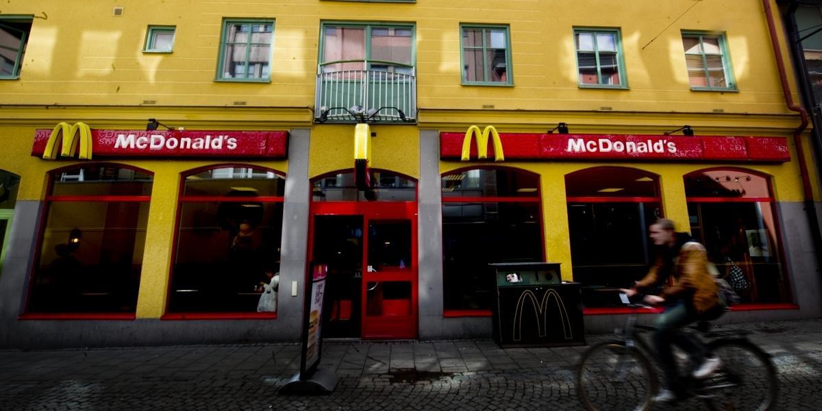 Mcdonalds Falun