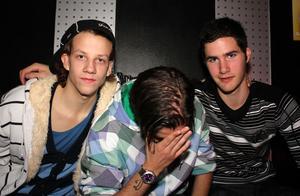 Silk. Dennis, Shane och Fredrik