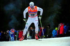 Calle Halfvarsson, som tvingades på grund av sjukdom avstå Tour de ski, är rejält laddad inför helgens världscuptävlingar i Milano.