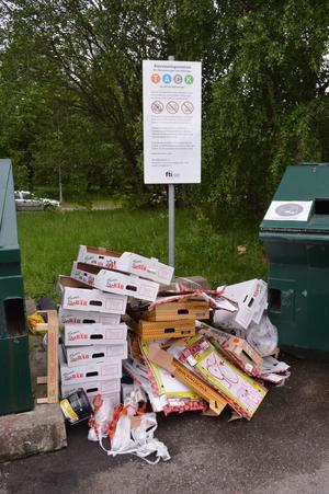 Det har under jordgubbssäsongen varit värre än vanligt i Lundby.