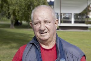 Slavko Lipovac, 56 år, sjukskriven, Fagersta: – Kroatien skulle jag vilja flytta till.