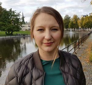 Caroline Hagström, Nya Moderaterna Västmanland