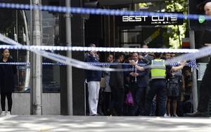 Polisen misstänker inte att det rör sig om något terrorbrott.