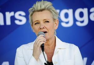 Eva Dahlgren. I morgon sjunger hon i Gävle konserthus.