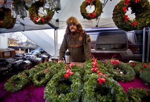 Gammaldags julmarknad i Arboga ordnas denna helg.
