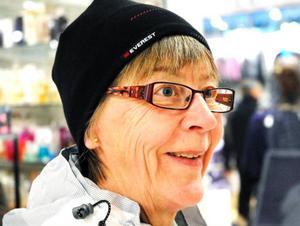 Inga Pilström, 58 år, Lugnvik:– Jag minns allt liv och all uppståndelse kring svininfluensan.