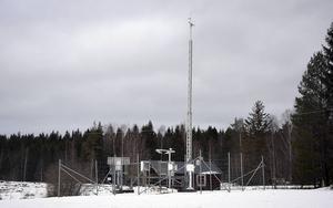 Väderstationen i Rombäck, Torpshammar, hade både varmaste och kallaste temperaturen i Medelpad 2015.
