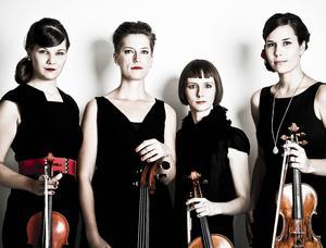 Vindla String Quartet.