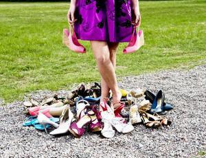 Ta handom alla dina skor.