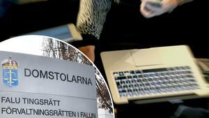 En kvinna från Falun har åtalats misstänkt för tolv fall av bedrägligt beteende, via köp- och säljsajten Blocket, samt för ett par andra brott.