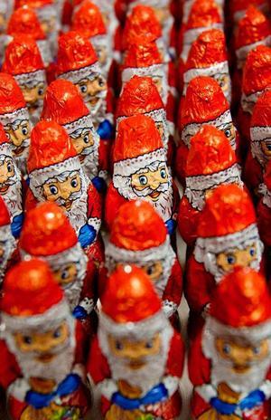 Runt jul är det framför allt mer choklad som Kent Lindqvist på Karamellagret säljer mer av.