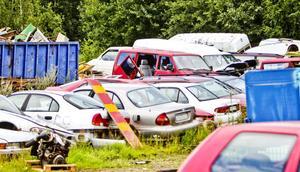 Skicket varierar på bilarna som lämnas till skrot. Somliga skrotar när de köper nytt, trots att bilen är fullt funktionsduglig.