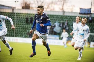 Stefan Silva kan vara på väg bort från GIF Sundsvall.
