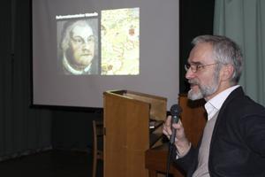 John Rothlind, kulturarvssamordnare, Svenska kyrkan Västerås.