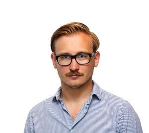Max Törnqvist.