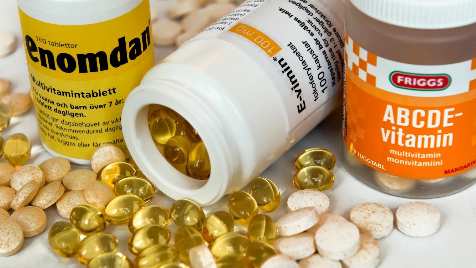 livsmedelsverket vitaminer