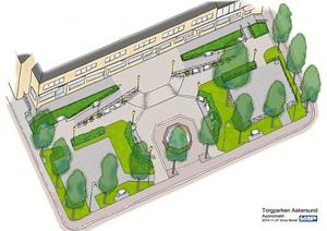 Nya Torgparken. Under våren 2015 ska Torgparken byggas om. Det blir både ökad tillgänglighet och nya funktioner, såsom om tydligare scen och en ny aktivitetsyta.