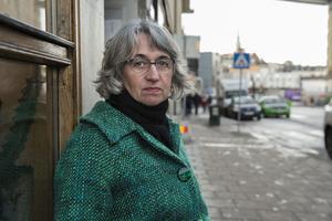Författaren Kajsa Gordan är aktuell med boken