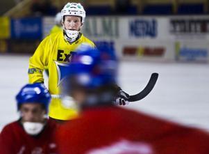 Jonas Engström, Ljusdals nyförvärv.