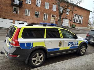 Tre poliser fanns på plats i tingshuset i Söderhamn för att vittna om sina upplevelser.