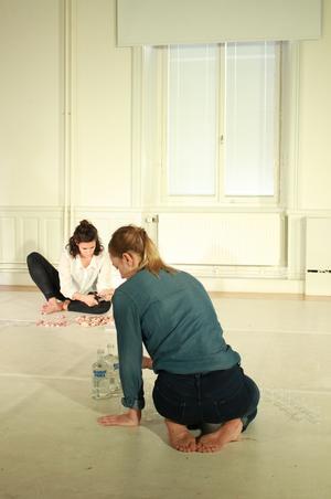 Ellinor Ljukvist från Örebro har bott utomlands de senaste 12 åren och är nu bosatt i Stockholm men hon återvänder till hemstaden  med sina föreställningar då och då.