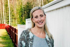 Hermine Holm tycker det känns bra att arbetet Rise gör når större delar av landet nu.Foto: Privat