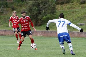 Henrik Persson kvitterade till 2–2, men Valbo förlorade i matchens sista ordinarie minut.
