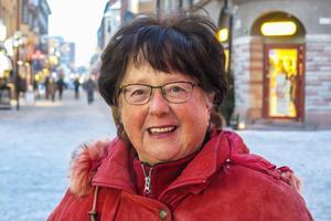Harriet Svaleryd, 73 år, Östersund: – Nej. Jag har ständiga löften på gång, oavsett dag och årstid. Jag håller dem delvis och ibland.